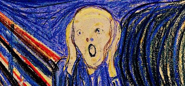 Scream, Munch