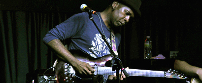 Vernon Reid of Living Colour