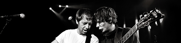 Lee Mavers & Gary Murphy